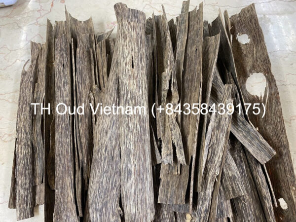 Vietnam Agarwood Chips - Double Side 4