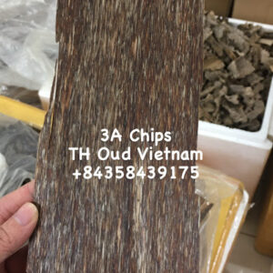 Agarwood Chips - Flat oud 3A Grade